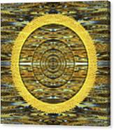 Magician's Portal to the Sun Canvas Print