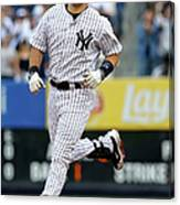 Mark Teixeira Canvas Print