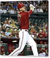 Mark Trumbo Canvas Print