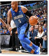 Marreese Speights Canvas Print