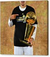 Matt Barnes Canvas Print