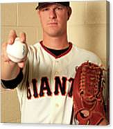 Matt Cain Canvas Print