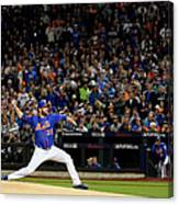 Matt Harvey Canvas Print