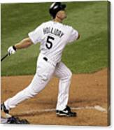 Matt Holliday and Dan Wheeler Canvas Print