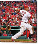 Matt Holliday Canvas Print