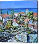 Mediterraneo Canvas Print
