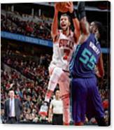 Michael Carter-williams Canvas Print