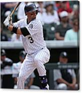 Michael Cuddyer Canvas Print