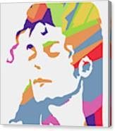 Michael Jackson 3 POP ART Canvas Print
