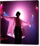 Michael Jackson Cover Band Plays DC 9:30 Club Canvas Print