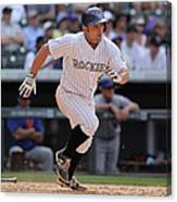 Michael Mckenry Canvas Print