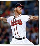 Mike Foltynewicz Canvas Print