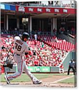 Mike Morse Canvas Print