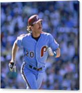 Mike Schmidt Canvas Print