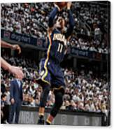 Monta Ellis Canvas Print