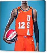 NBA Rising Stars Challenge Canvas Print