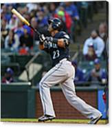 Nelson Cruz Canvas Print