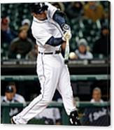 Nick Castellanos Canvas Print