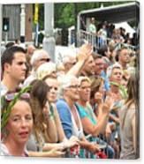 Nijmegen Four Days Marches De 4-Daagse Canvas Print