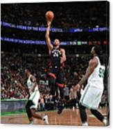 Norman Powell Canvas Print