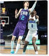 Orlando Magic v Charlotte Hornets Canvas Print