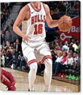 Paul Zipser Canvas Print