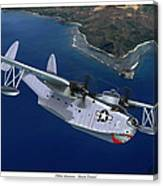 PBM Mariner Canvas Print