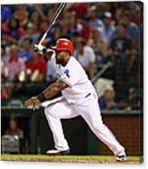 Prince Fielder Canvas Print