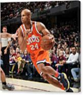 Richard Jefferson Canvas Print