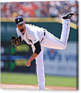 Robbie Ray Canvas Print