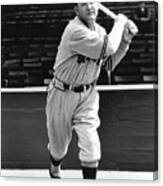 Rogers Hornsby Canvas Print