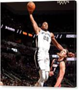 Rudy Gay Canvas Print