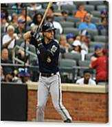 Ryan Braun Canvas Print