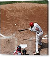 Ryan Howard Canvas Print