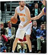 Ryan Kelly Canvas Print
