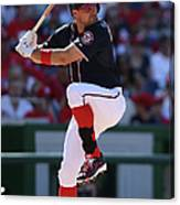 Ryan Zimmerman Canvas Print