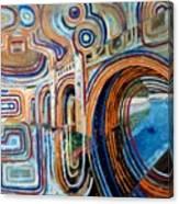 SanGandolfo Canvas Print