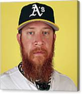 Sean Doolittle Canvas Print