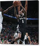 Sean Kilpatrick Canvas Print