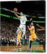 Shane Larkin Canvas Print