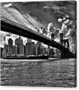 Simply New York Canvas Print