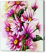 So Pink Canvas Print