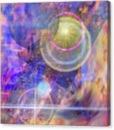 Solar Progression Canvas Print