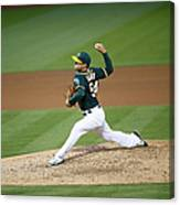 Sonny Gray Canvas Print