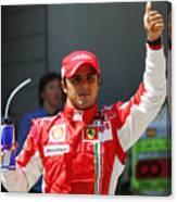 Spanish Formula One Grand Prix: Qualifying Canvas Print