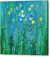 Spring Neglect Canvas Print
