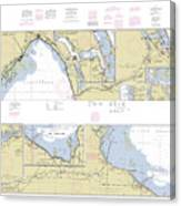 St Lucie Inlet To Fort Myers And Lake Okeechobee Florida Noaa Chart 11428 Digital Art By Paul And Janice Russell
