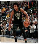 Sterling Brown Canvas Print