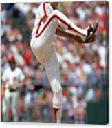 Steve Carlton Canvas Print