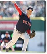 Steven Wright Canvas Print